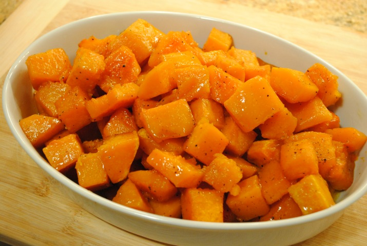 Caramelized Butternut Squash My Slice Of The Apple